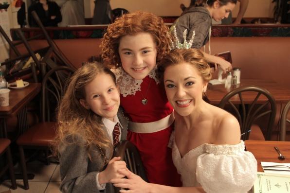 "Actresses from ""Matilda,"" ""Annie"" & ""Cinderella"""