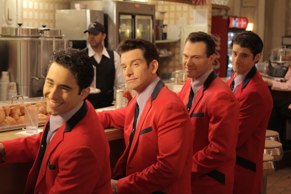 "The ""Jersey Boys"""