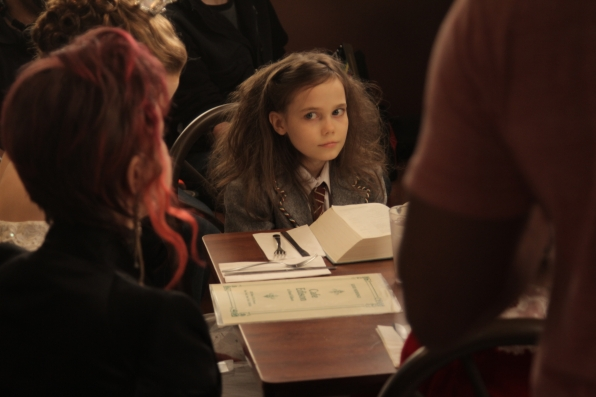 """Matilda"" Cast Member"