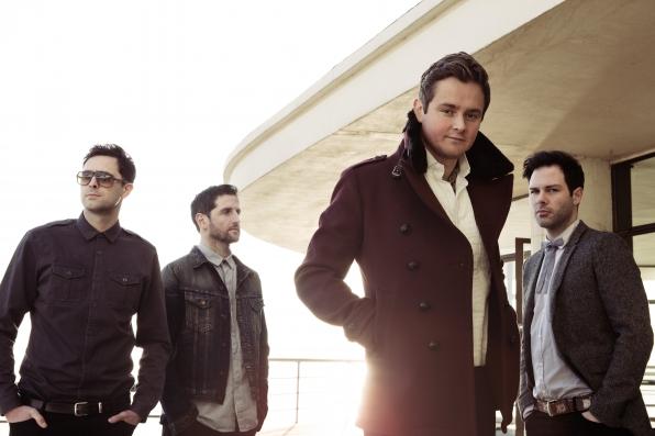 Keane Band Members