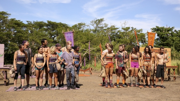 Gen X-ers and Millennials come together for the next Immunity Challenge.
