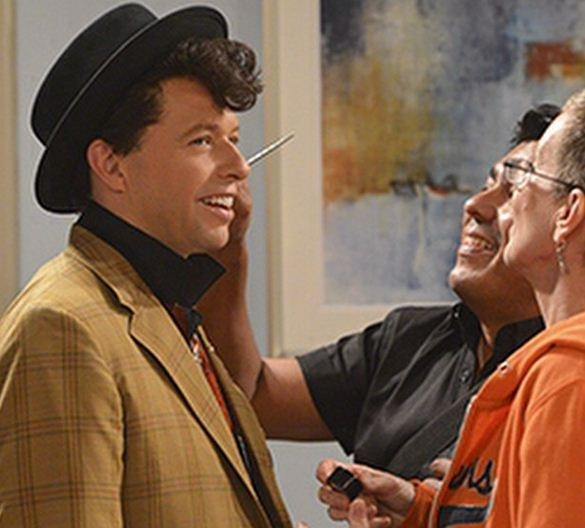 Two and A Half Men Instagram - Jon Cryer