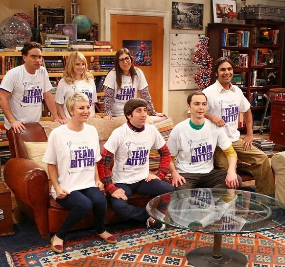 The Big Bang Theory Instagram Takeover