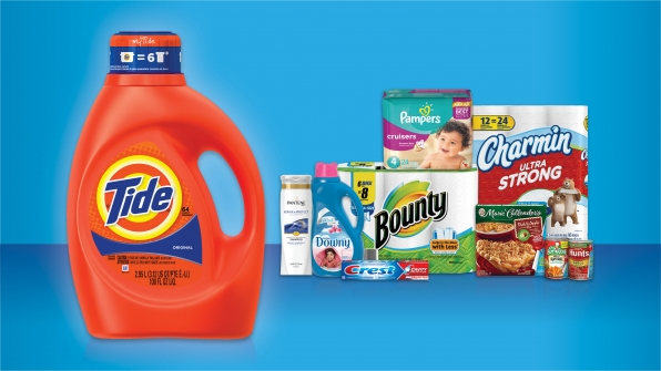 Feeding America with P&G & ConAgra
