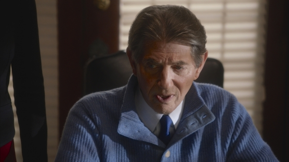 """Leland Strand in """"Being Human"""" S1 E13"""