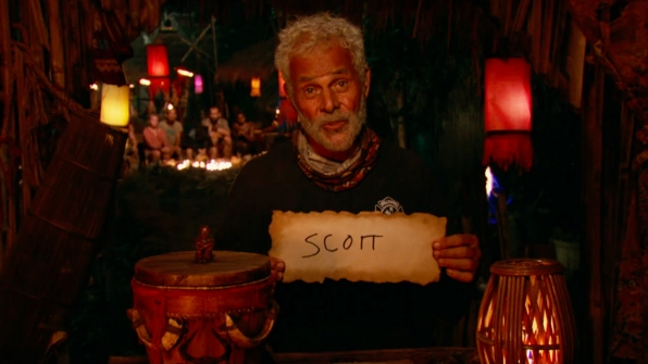 "It's Scot, not ""Scott"""