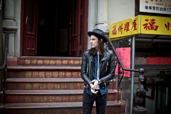 Best New Artist - James Bay