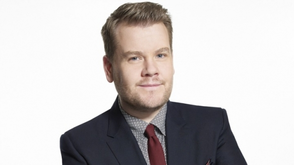 It's James Corden from <i>The Late Late Show with James Corden!</i>