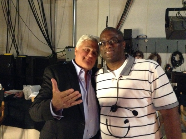 Jay Leno and Jeff