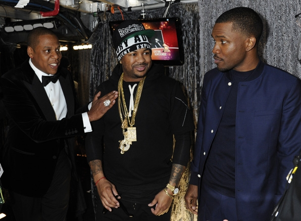 19. Jay-Z, The Dream, Frank Ocean
