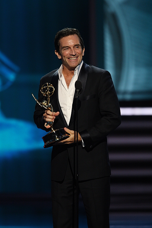 He is an Emmy winner.