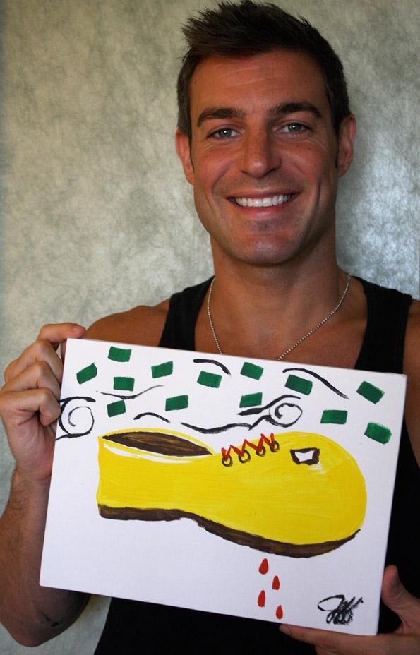 Jeff's Painting