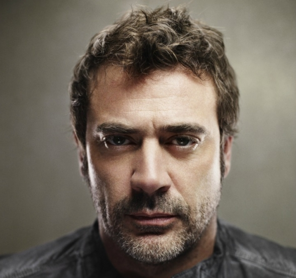 It's Jeffrey Dean Morgan, who plays JD Richter on <i>Extant!</i>