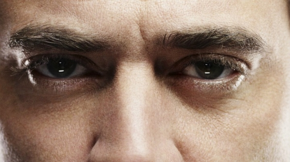 The intensity of these eyes measures a 9 on the Richter scale.