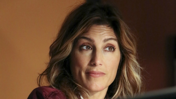 Jennifer Esposito on NCIS