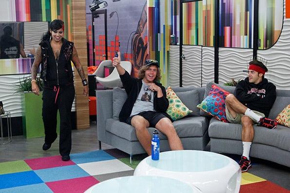 Jenn, Frank and Dan