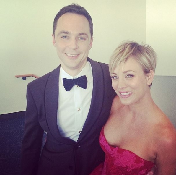 Jim Parsons has won his 4th Emmy as Sheldon Cooper for Lead Actor in a Comedy