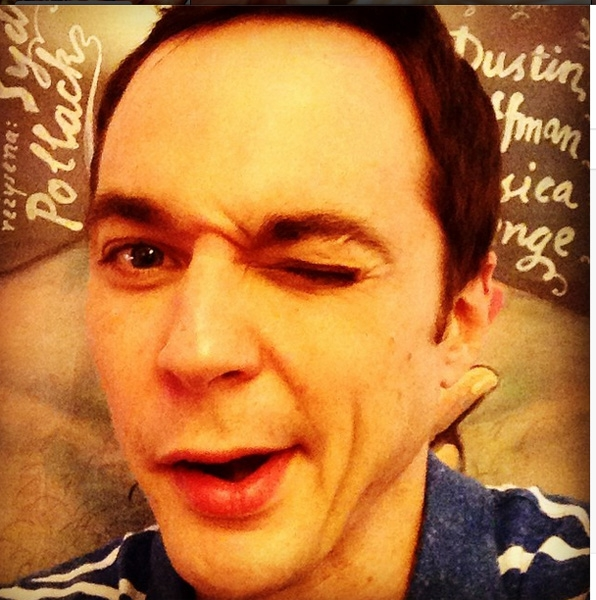 63. Jim Parsons - The Big Bang Theory