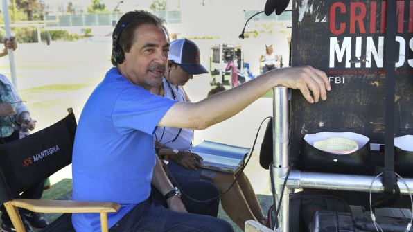 Joe Mantegna directs!