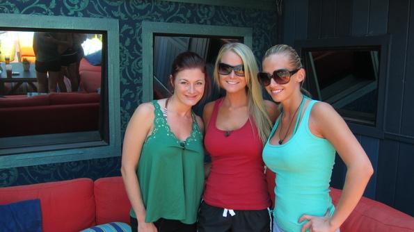 Rachel, Jordan and Porsche