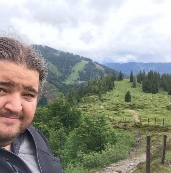4. Jorge Garcia - Austria - Hawaii Five-0