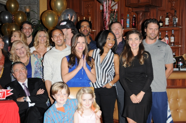 The Cast Celebrate 41 Years