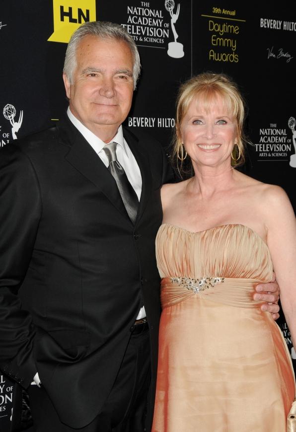 John McCook & Laurette Spang