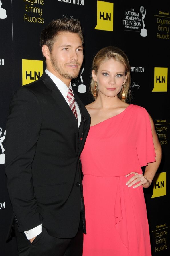 Scott Clifton & Kim Matula
