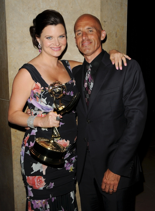 Heather Tom & James Achor
