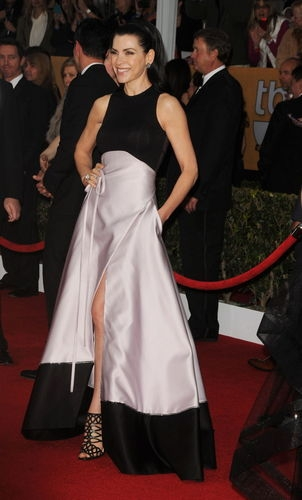 Julianna Margulies at the 2013 SAG Awards