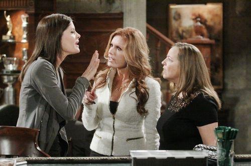 Phyllis, Lauren and Nina