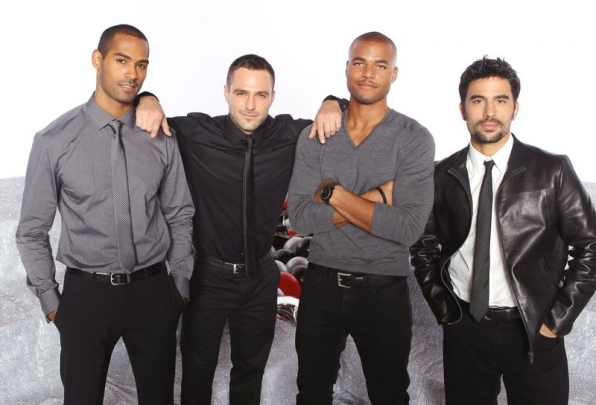 Hot New Faces of Y&R