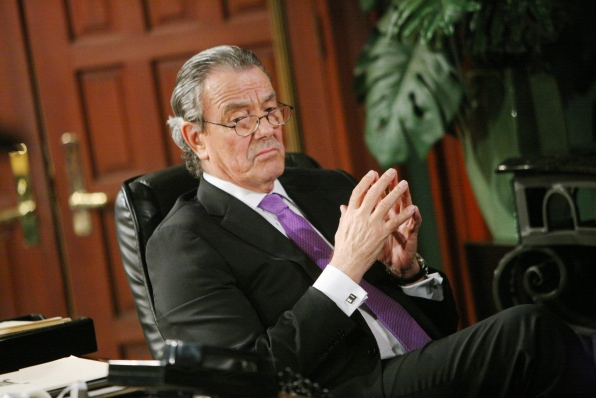 11. Victor Newman - The Young and the Restless