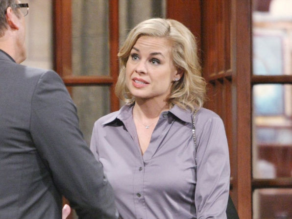 Jessica Collins - Schenectady, New York - The Young and the Restless