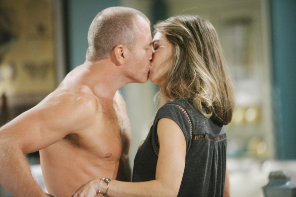 "7. Ben ""Stitch"" Rayburn and Victoria Newman - The Young and the Restless"