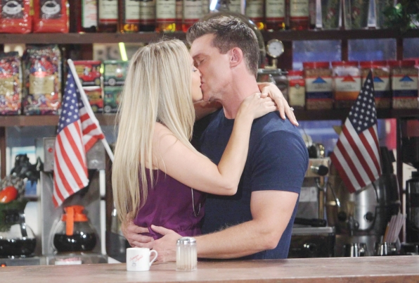 What's in store for Sharon and Dylan?