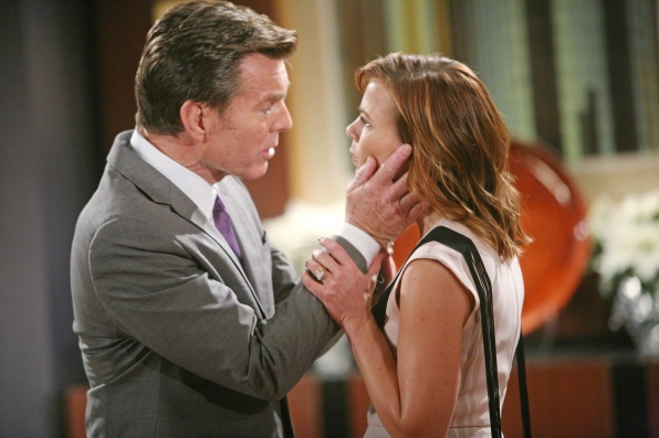 Will Victor drive another wedge between Jack and Phyllis?