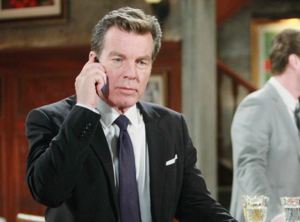 Jack confides in Neil.