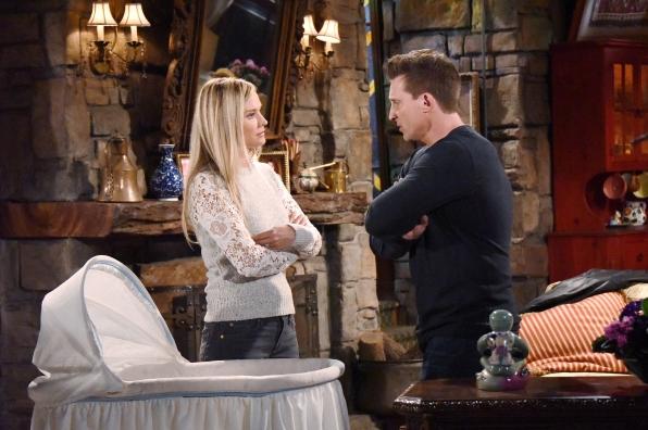 Dylan rebukes Sharon.