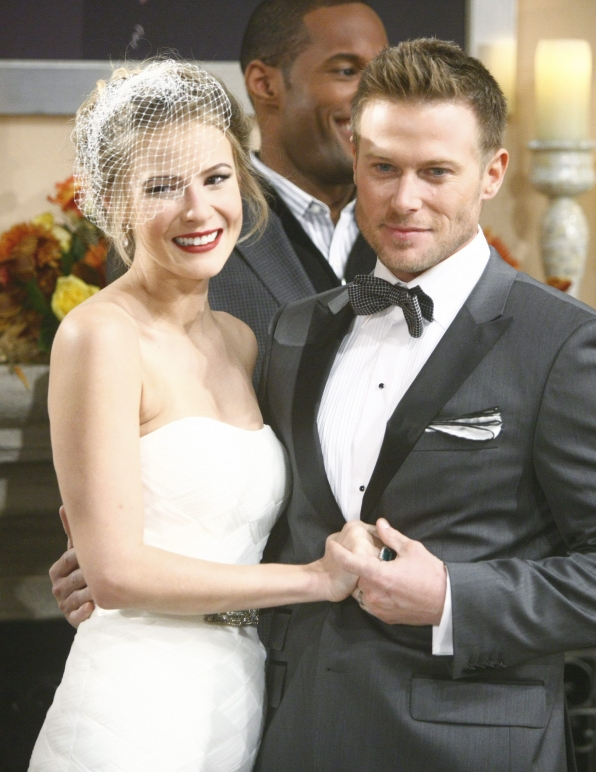 Caroline and Rick Forrester (The Bold and the Beautiful)