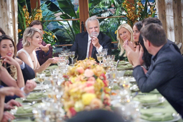 The Bold and the Beautiful, 2015 Thanksgiving episode