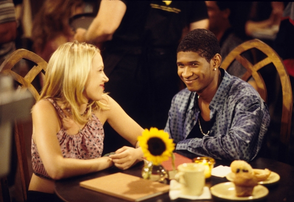 Usher and Amber