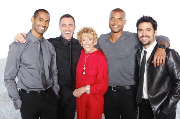 Jeanne and the Guys