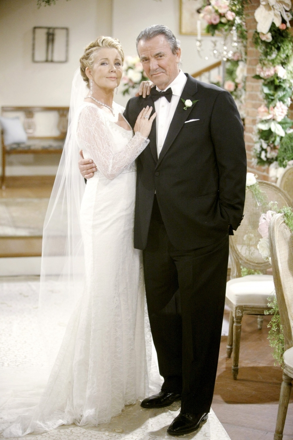 Nikki and Victor Newman (The Young and the Restless)