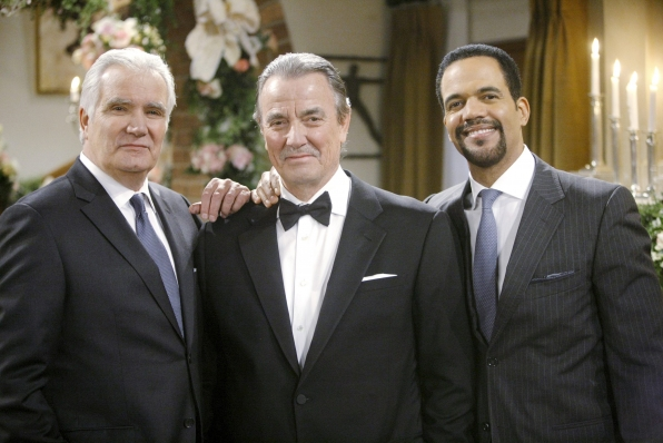 Eric Forrester on The Young and the Restless
