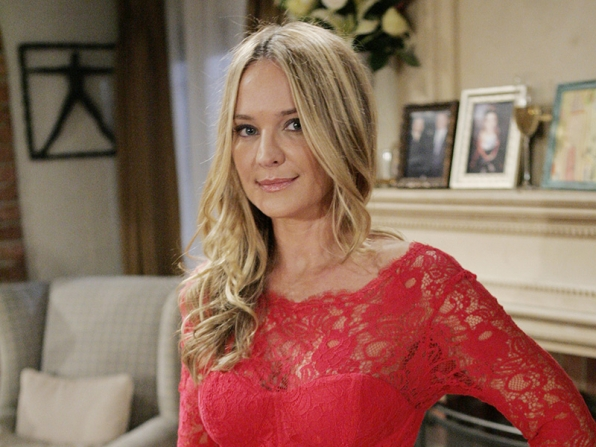 Sharon Case - Chatsworth, California - The Young and the Restless