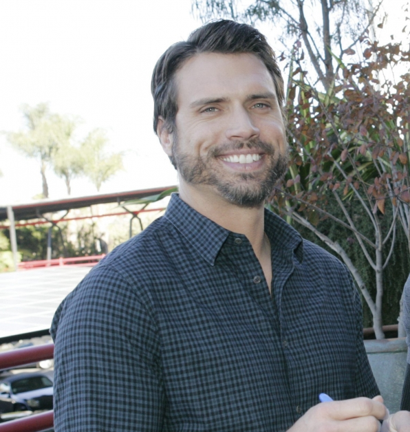 Joshua Morrow - Juneau, Alaska - The Young and the Restless