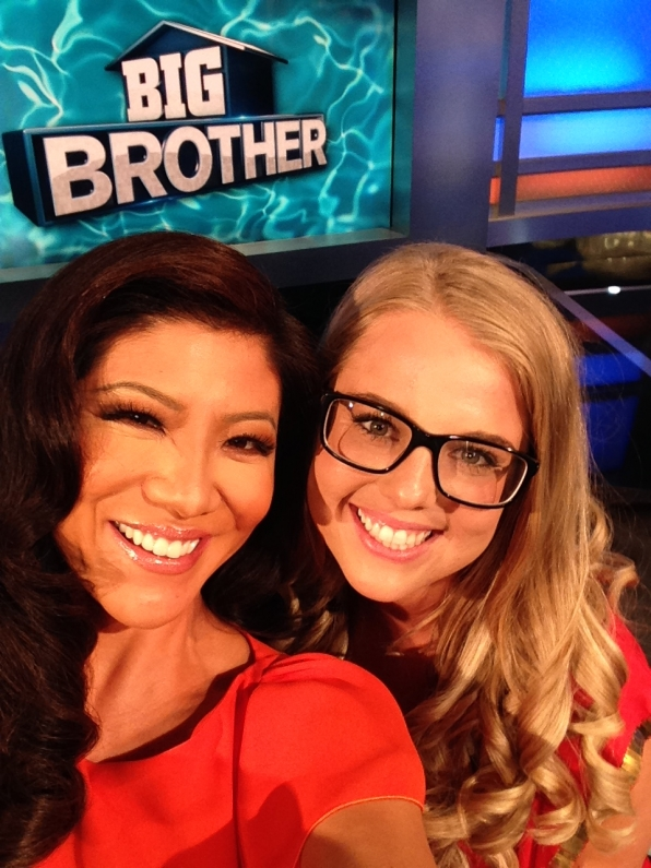 59. Julie Chen and Nicole - Big Brother