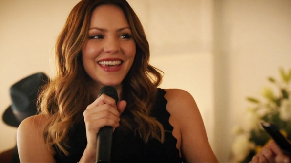 Katharine McPhee from Scorpion