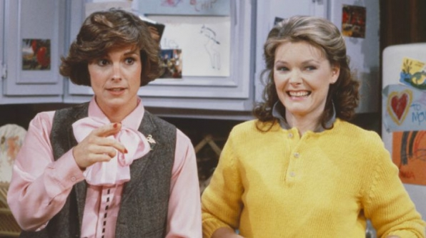 Kate & Allie delighted audiences with their hilarious sitcom.
